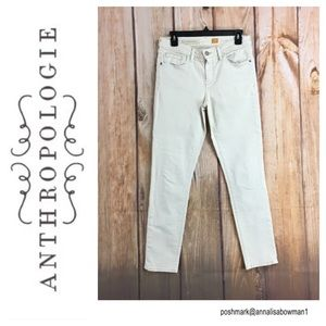 💙Pilcro and The Letterpress STET jean size 28